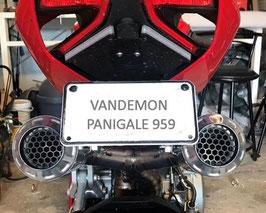 VANDEMON PANIGALE 959 SBK Full System V1
