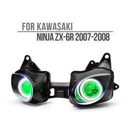ZX6R 07-08 Headlight