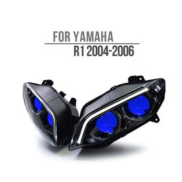 YZF-R1 04-06 Headlight V2