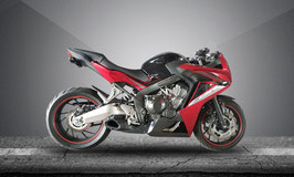 CBR650F 15-17 WILLY MADE Full-system