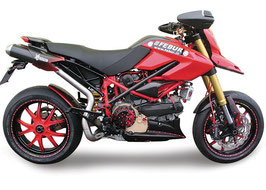 HYPERMOTARD 796/1100 ROUND Slip-on
