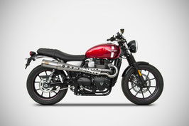 ZARD STREET TWIN 16-19 HIGH MOUNT FULL KIT