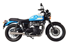 BONNEVILLE T100 05-15 TRUMPET Slip-on