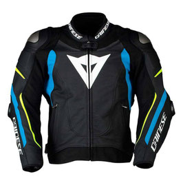 SUPER SPEED 3 Lether Jacket