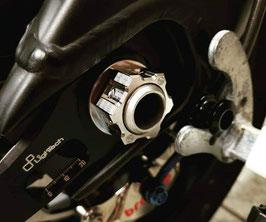 Racetorx リアアクスルナット M24 x 1.5