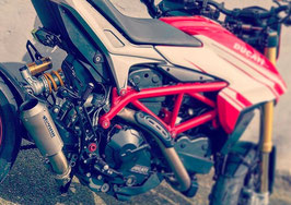 HYPERMOTARD 821 MotoGP Slip-on
