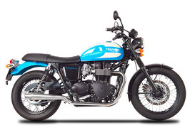 BONNEVILLE T100 05-15 SINFONIA Slip-on