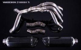 Vandemon NINJA 1000 Titanium Full System Dual