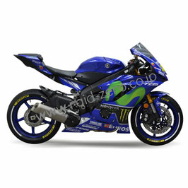 YZF-R6 17-19 MotoGP 2018