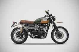 ZARD SCRAMBLER 2016 GOLD EDITION FULL KIT