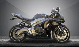 GSX-R 1000 09-11 WILLY MADE Slip-on
