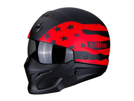 Exo Combat Rookie Black Red