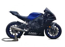 Lacomoto YZF-R1 2020 レースカウル