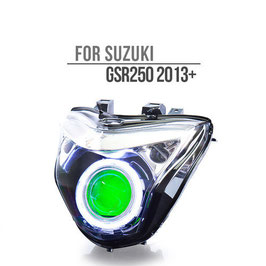 GSR250/GW250/INAZUMA250 13- Headlight