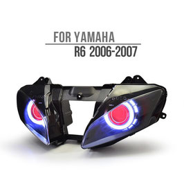 YZF-R6 06-07 Headlight V1