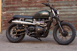ZARD SCRAMBLER 2016 HIGH MOUNT FULL KIT