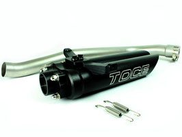 CBR1000RR 04-07 T-Slash Exhaust