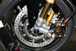 FFR S1000RR スピードセンサーブラケット Front