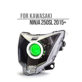 Ninja 250SL Headlight