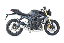 ZARD STREET TRIPLE 13-16 CONICAL SILENCER