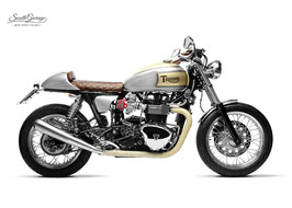 BONNEVILLE SE /SPIRIT/THRUXTON 70's Slip-on