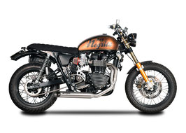 BONNEVILLE T100 05-15 HOT ROAD Full-system