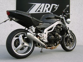 ZARD SPEED TRIPLE 955 CONICAL SILENCER