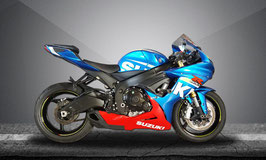 GSX-R 600/750 WILLY MADE Full-system