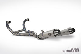 ZARD R NINE-T 17-19 HEADERS KIT