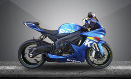 GSX-R 600/750 08-10 WILLY MADE Slip-on