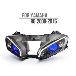 YZF-R6 08-16 Headlight V2