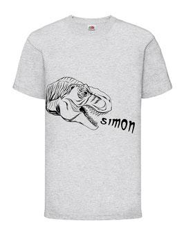 Shirt Dino - Wunschname