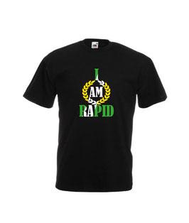 T-Shirt - I am Rapid