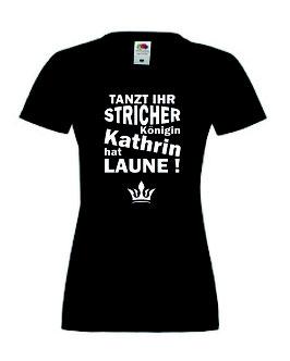 T-Shirt - Tanzen WUNSCHNAME