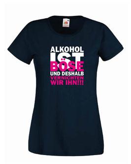 T-Shirt - Alkohol