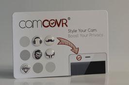 camcovr - Hipster (white)