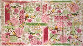 p162 rosa Vögel