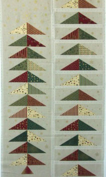 p127 Adventskalender Dreiecke