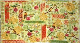p163 gelbe Vögel