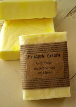 Pineapple Cream Shea Butter Soap