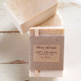 Honey Oatmeal Goat's Milk & Honey Soap