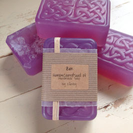Zen Hemp & Carrot Seed Soap