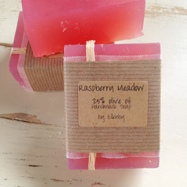 Raspberry Meadow Olive Oil Soap