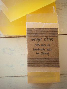 Ginger Citrus Olive Oil Soap