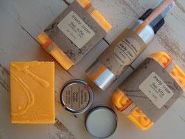 Orange Cream Shea Butter Soap