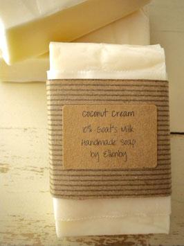 Coconut Cream Coconut Oil Soap