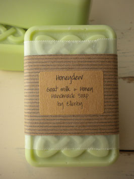 Honeydew Goat's Milk & Honey Soap