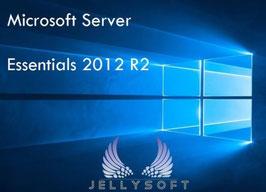 Microsoft Server 2012 R2 Essentials für Windows