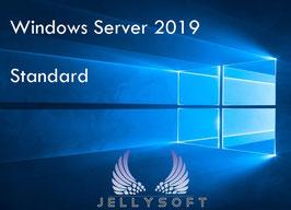 Microsoft Windows Server 2019 Standard - 16 Core