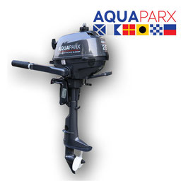 Fuoribordo Aquaparx 2,5 HP 4 Tempi